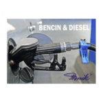 Kljukica za gorivo