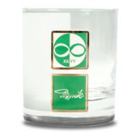 Зеленый информационный стакан