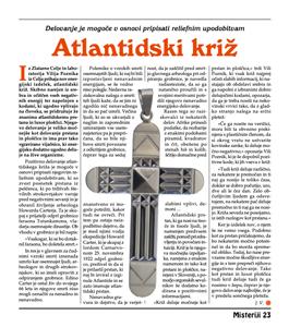 ATLANTIDSKI KRIŽ