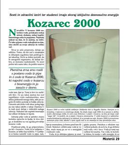 Kozarec 2000