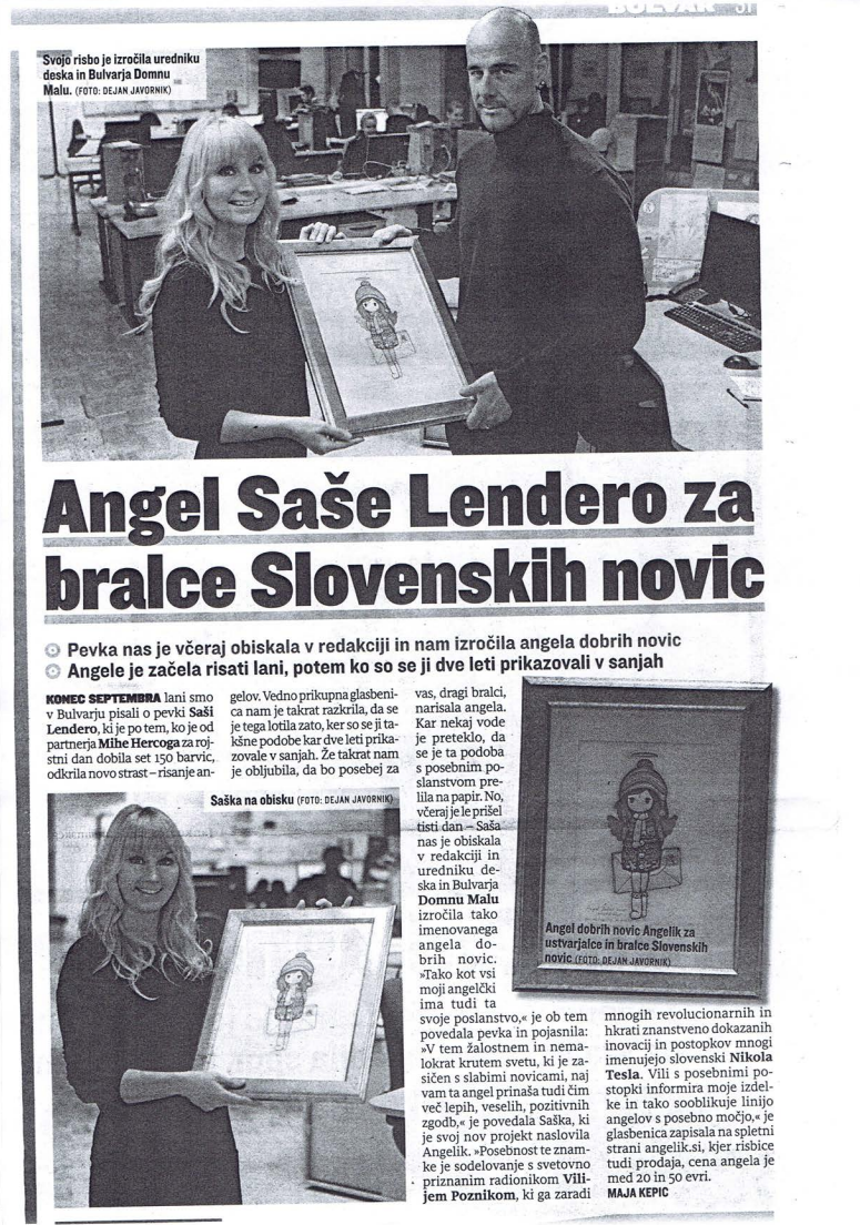 angel saše lendero