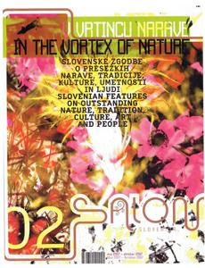V vrtincu narave – Slovenske zgodbe o presežkih narave, tradicije, kulture, umetnosti in ljudi
