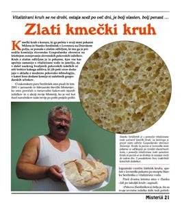 Zlati kmečki kruh